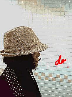 『帽子の女』④