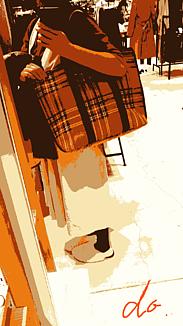『お気に入りのバッグ』①