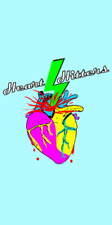 Heart Hitter Blue