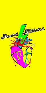 Heart Hitter Yellow