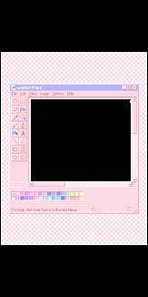 コンプューター(ピンク)
