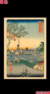日本 浮世絵 ジャパン