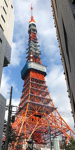 東京タワー(昼)