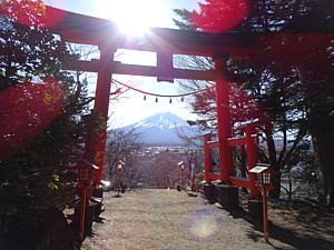 開運富士山