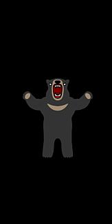 仁王立ちクマさん クリア