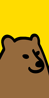 クマ ケース イエロー2