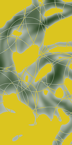 怪しい黄色