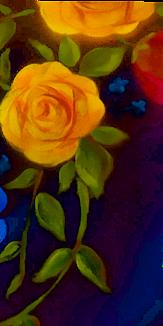 お花 - 水彩画⑥