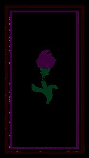 my purple flower prince