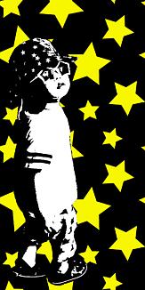 星が好きな男の子 (星ver.)