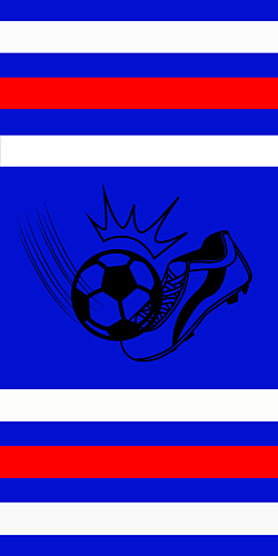 サッカー③