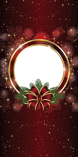 クリスマス Frame01