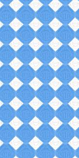 青いティーセット