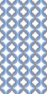 青いブレスレット