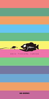 BASS Fishing Junkie NBW