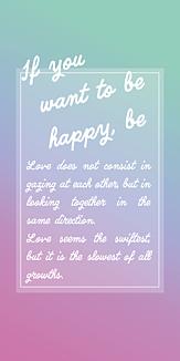 幸せになりたいのなら -blue-