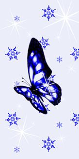 バタフライスノー(ホワイト)