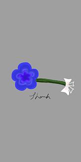 シンプル花束