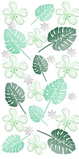 緑 葉 自然 ケースフレーム タイプA