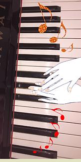 ピアノ レッスン 2