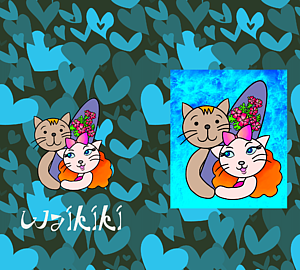 ネコの恋人たち ワイキキ手帳