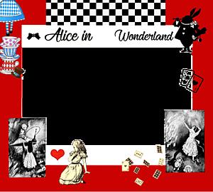 不思議の国のアリス風 コレクション