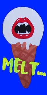 Melt -青-