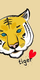 タイガー(モカ)大