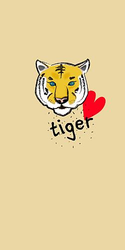 タイガー(モカ)