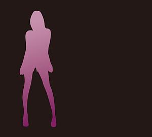 女性モデル2