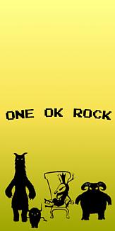 one ok rock iphone XRケース