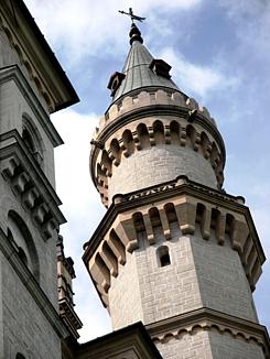 ヨ-ロッパのお城
