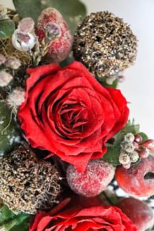クリスマス薔薇