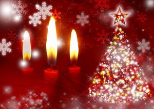 キャンドルクリスマス