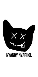 猫の世界の芸術家「ニャンディ・ニャーホル」