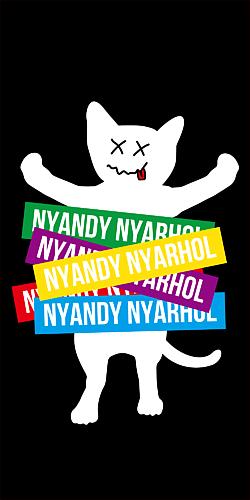 猫のカラフルマキアート