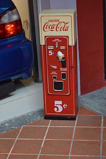レトロなCoca Cola