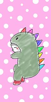 おやすみ恐竜ベビー