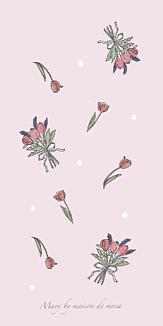 Mary tulip kusumipink