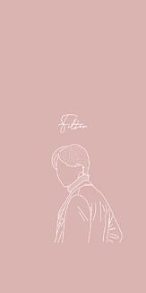 Filter mauve pink