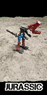 恐竜(ティラノシックver)