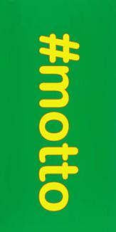 #motto / green