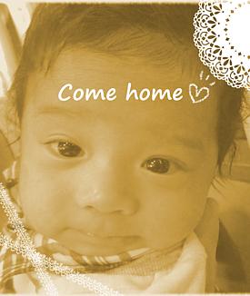 Come home♡