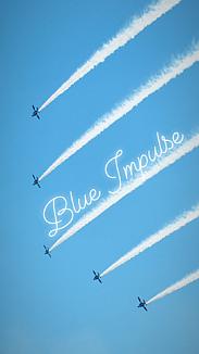 ブルーインパルス 4 飛行機