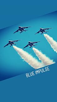 ブルーインパルス 2 飛行機