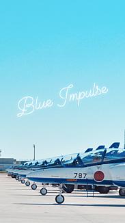 ブルーインパルス 3 飛行機