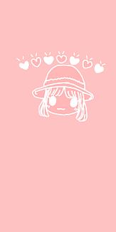 女の子ピンク