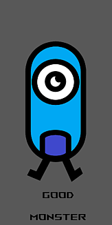 GOOD MONSTER カプセルVer.1