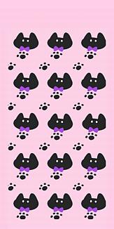黒猫/ねこ/ネコ&肉球19