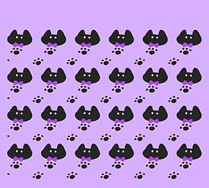 黒猫/ねこ/ネコ&肉球15